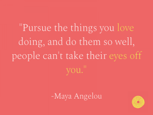 Maya Angelou Quote